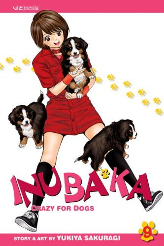 Inubaka: Crazy for Dogs, Vol. 9