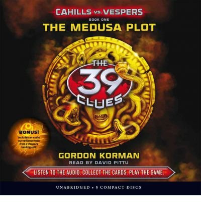 the 39 clues the medusa plot - 5