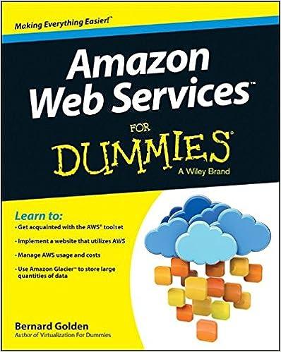 Amazon Services Dummies Bernard Golden