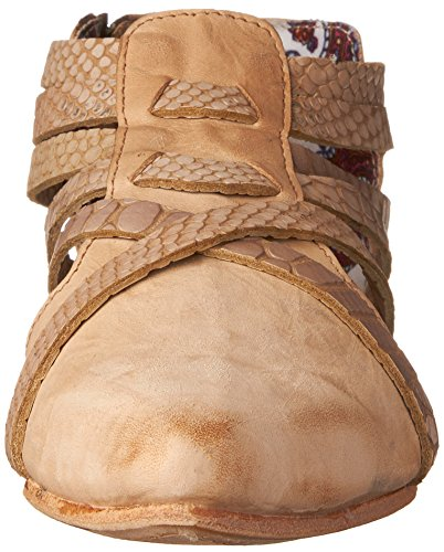 Freebird Emory Ankle Boots Natural Steven by Women's BqvrBS