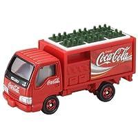 コカ・コーラ ルートトラック(レッド) 「トミカ No.105」の商品画像
