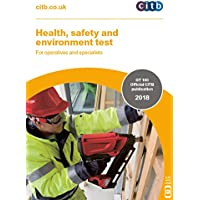 Health, safety and environment test for operatives and specialists 2018: GT100/18
