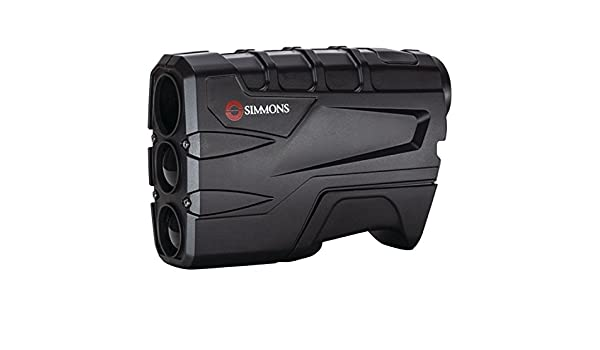 simmons 801600 t. simmons 801600 volt 600 laser rangefinder, black by simmons: amazon.es: deportes y aire libre t