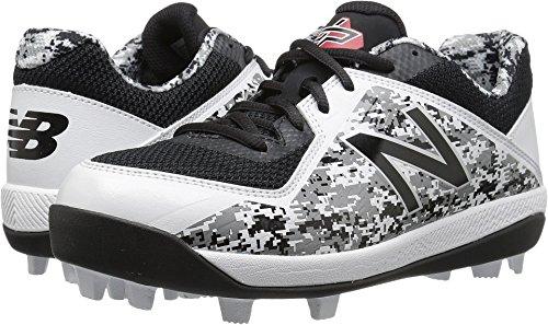 40v4, Black/Camo, 5.5 M US Big Kid (New Baseball Cleats Shoes)