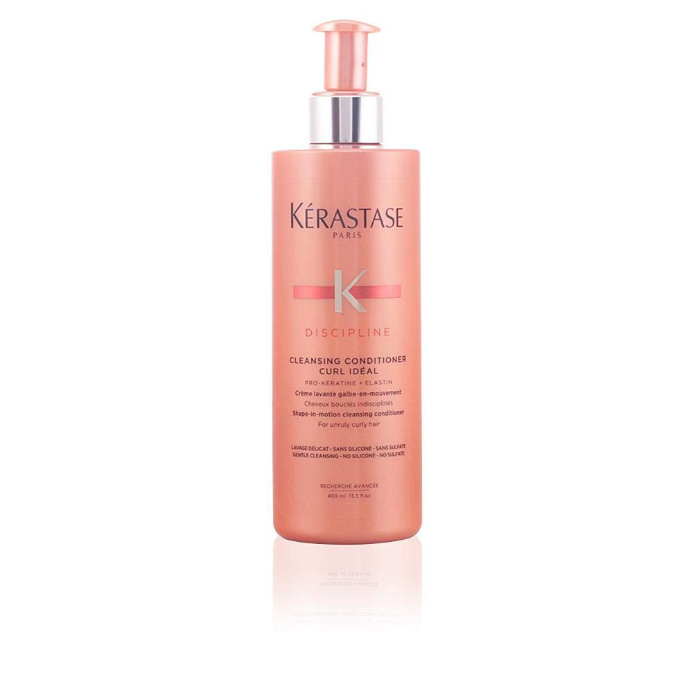 KERASTASE, Discipline Curl Ideal Cleansing Conditioner Ounce, multi, 13.5 Fl Oz