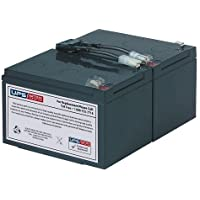 RBC6 - APC SUA1000US Replacement Battery Pack by UPSBatteryCenter