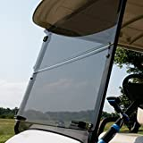 Best unbranded Golf Carts - GOLF CART YAMAHA DRIVE/G29 WINDSHIELD(TINTED) Review