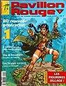 PAVILLON ROUGE [No 1] du 01/06/2001 - B.D. NOUVELLE GENERATION - 3 SERIES CULTES - FINKEL - GARULFO ET SILLAGE - SFAR ET TRONDHEIM - LES STRYGES EXISTENT - CORBEYRAN TEMOIGNE par Pavillon rouge