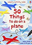 50 Things to Do on a Plane (Activity Cards)