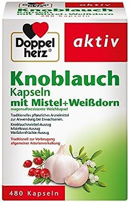 Doppelherz aktiv Knoblauch Kapseln 480 pcs - 10130625 , B000BI69SI , 285_B000BI69SI , 889901 , Doppelherz-aktiv-Knoblauch-Kapseln-480-pcs-285_B000BI69SI , fado.vn , Doppelherz aktiv Knoblauch Kapseln 480 pcs