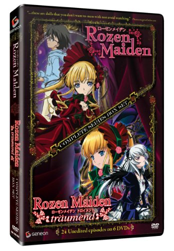 Rozen Maiden: Complete Series Box Set by Funimation Prod INC