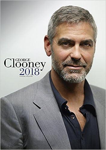 2018 George Clooney calendar 51jjZ-2NIpL._SX351_BO1,204,203,200_