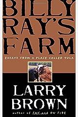 Billy Ray's Farm Hardcover