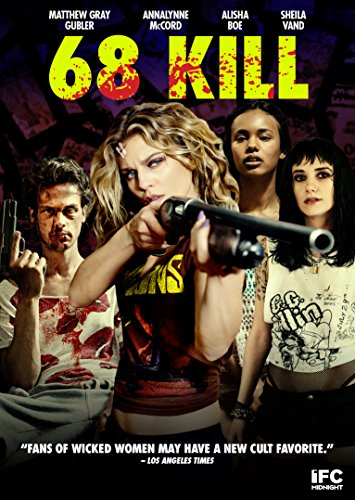 DVD : 68 Kill (Widescreen)