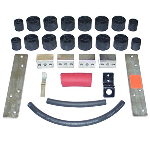 [Performance Accessories, Chevy/GMC S-10/S15/Sonoma/ZR-2 2WD and 4WD Std/Ext Cab 2