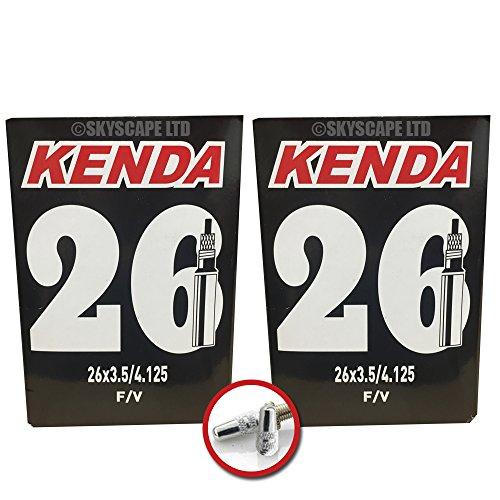 2 x Kenda Inner Tubes - 26 x 4