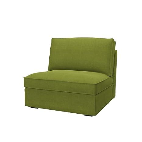Soferia - IKEA KIVIK Funda para sección 1 Asiento, Elegance ...