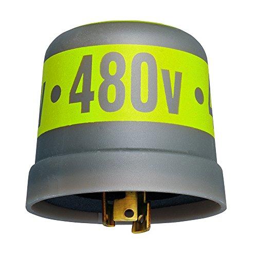 Intermatic LC4535LA Twist Lock 480VAC Photocontrol