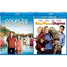 You, Me, and Dupree & Couples Retreat 2-pack Comedy movie night double feature