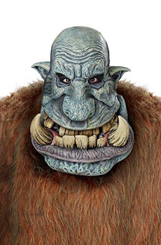Monster Adult Halloween Mask - 1