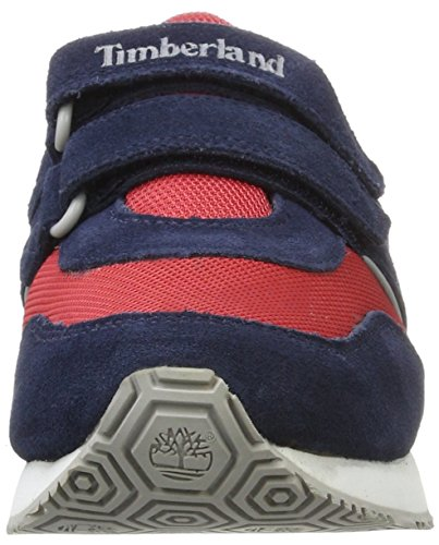 Timberland Kids City Scamper Oxford, Blau (Black Iris), 36 EU