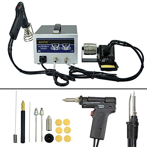Used, Aoyue 701A++ Dual Function Digital Soldering and Desoldering for sale  Delivered anywhere in USA