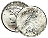 1 - Peace Silver Dollar Mid-1920's Dated Dollar