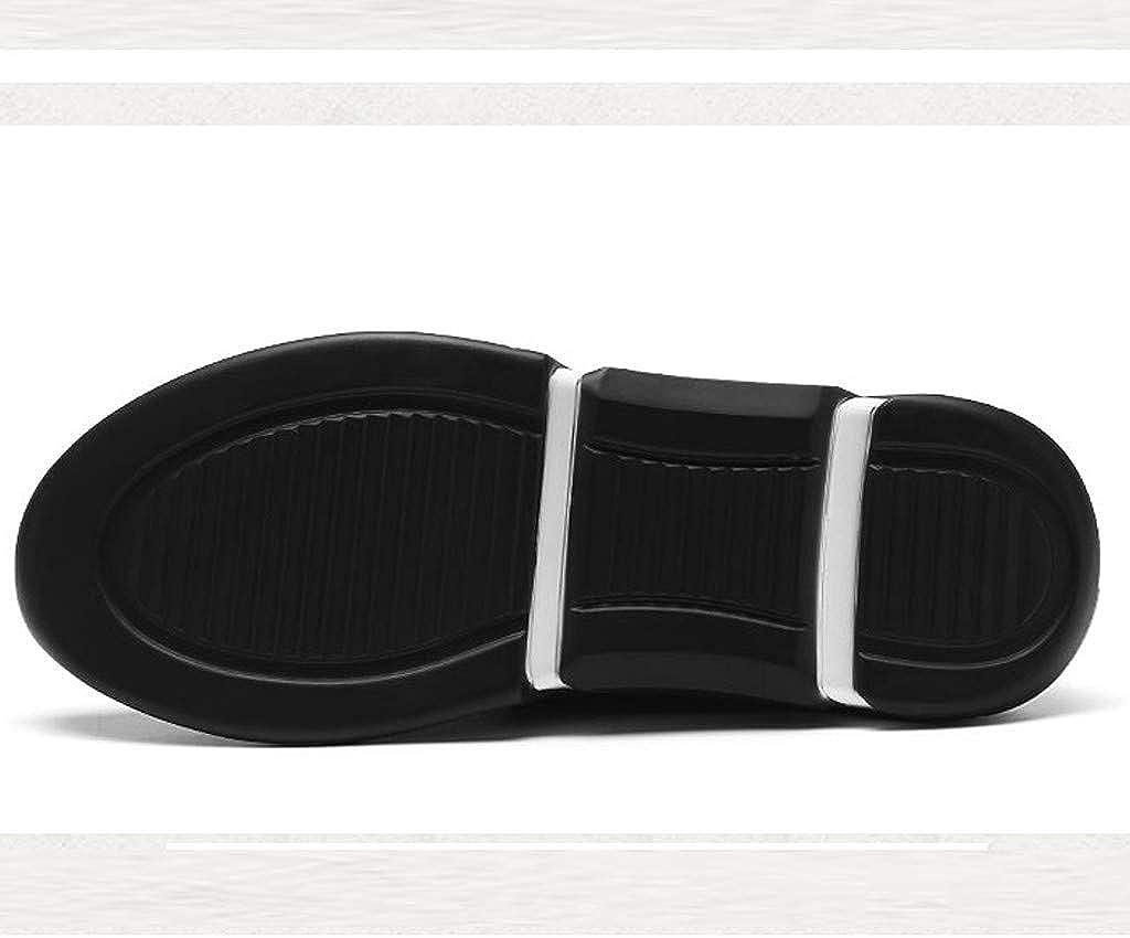 Zapatillas de Running para Hombre Aire Libre y Deporte Transpirables Moda Casual Comodo Zapatos Gimnasio Correr Ligero Sneakers Absorci/ón de Choque Zapatos para Correr vpass