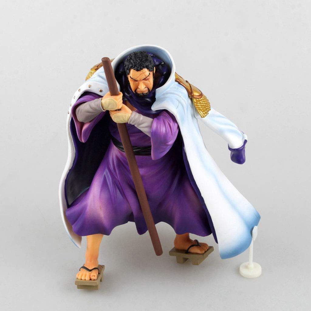 CQOZ Il Giocattolo della Statua del Modello di Un Pezzo può Essere Raccolto Mestieri Alti 24cm   Decorazioni Regali Oggetti da Collezione Regali di Compleanno Modello di Anime