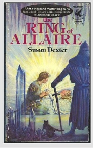 book cover of The Ring of Allaire