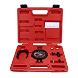 KKmoon Vacuum & Fuel Pump Pressure Tester Pressure Gauge Test Tool Kit Carburettor Valve