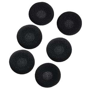 Thomson HED15N - Almohadillas ultra cómodas, 6 piezas, ø 40 mm