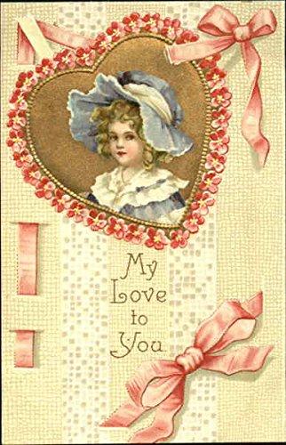 Vintage Postcards Framed Art - 1