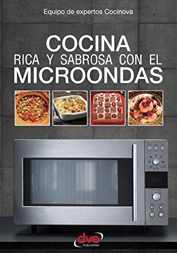 Amazon.com: Cocina rica y sabrosa con el microondas (Spanish ...