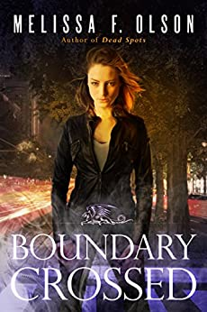 Boundary Crossed (Boundary Magic Book 1) by [Olson, Melissa F.]
