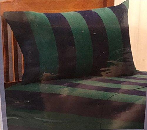 HomeGrown Cotton Twin Flannel Sheet Set