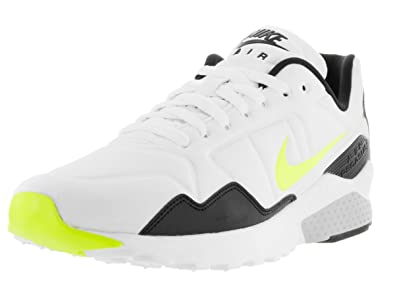 bb32af4f0bf5 Nike Men s Air Zoom Pegasus 92 White Volt Black Running Shoe 8