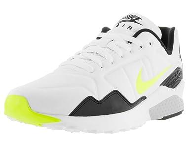 f03aab28d1b8d Nike Men s Air Zoom Pegasus 92 White Volt Black Running Shoe 8