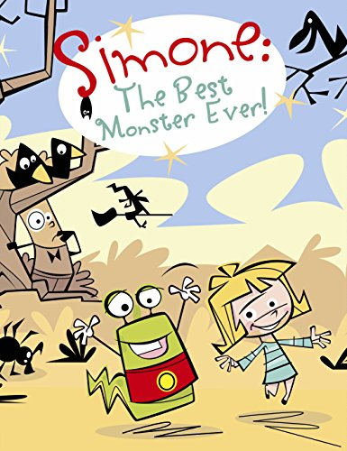 Book Cover: Simone: The Best Monster Ever!