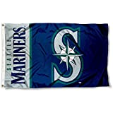: WinCraft Seattle Mariners Flag 3x5 MLB Banner