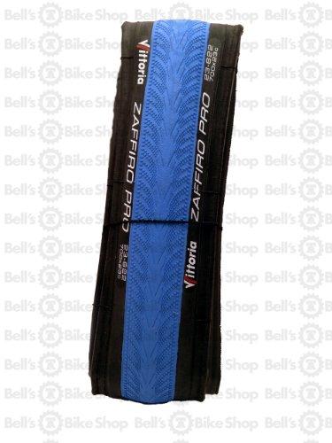 Vittoria Zaffiro Pro III 23 Tire, Blue Fold,