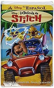 La Pelicula de Stitch [VHS]