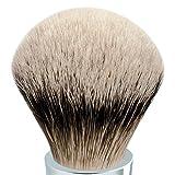 da Vinci Shaving Series Silvertip Shaving