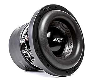 Skar Audio ZVX-8 D4 Dual 4 Ω SPL Subwoofer 900W RMS