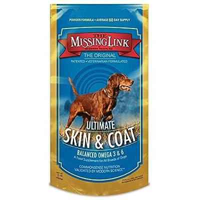 Missing Link Ultimate Skin & Coat Dog Supplement