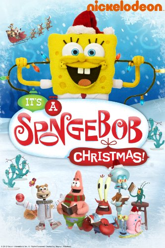 SpongeBob SquarePants: It's A SpongeBob Christmas (For Faces Excited Christmas)