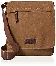 Berchirly Canvas Messenger Cross Body Bag Pack Organizer Waist Bags For Travel Climbing