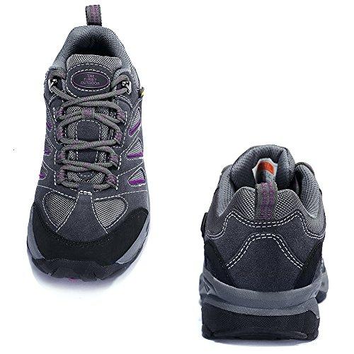 Escalade Chaussures Imperm¨¦Able Mountain Country Gris Course ext¨¦Rieur Cross Chaussures des Sneaker Trail Randonn¨¦e TFO Femmes des de Shoes de qvwpEX