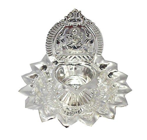 Indian Traditional Decorative Pooja thali Beautiful Lakshmi Festival Ethnic Gift for her/Kankavati / Diwali/Indian Handicraft/Home / Temple/Office / Wedding Gift/Bulk Gift. GS28