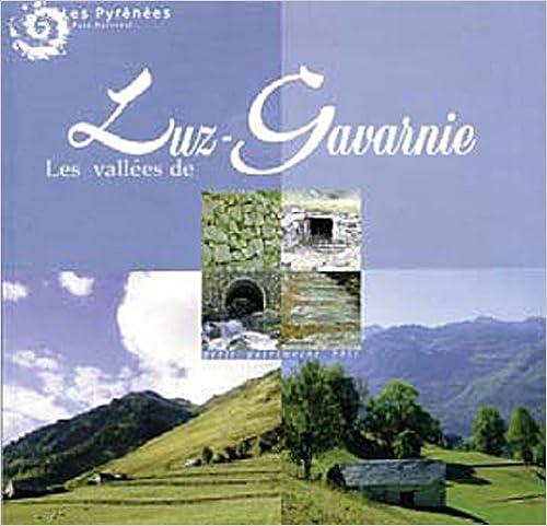 Téléchargement Les vallées de Luz-Gavarnie pdf, epub